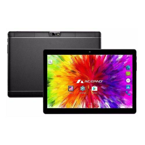 "Acepad A96 Tablet (9.6"", 48 GB, Android, 3G (UMTS), Dual-SIM, WiFi), Schwarz"