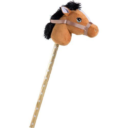 Heunec® Steckenpferd »Steckenpferd mittelbraun«