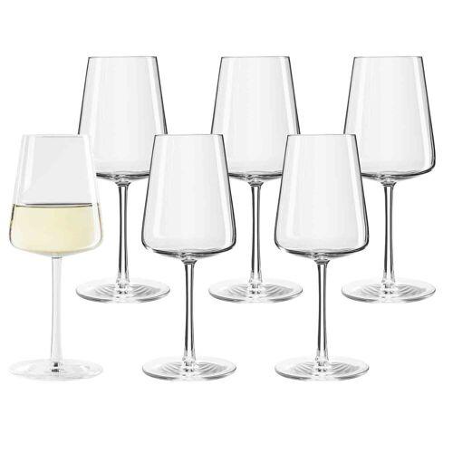 Stölzle Weißweinglas »POWER Weißweinglas 400 ml 6er Set« (6-tlg)