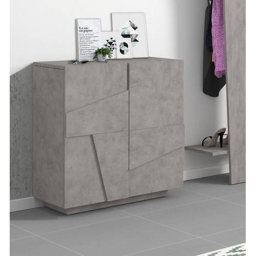 Tecnos Schuhkommode »Ping«, beton