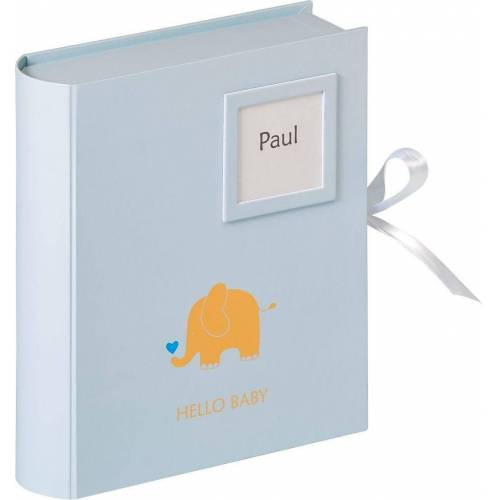 Walther Fotobox, Baby Animal, blau