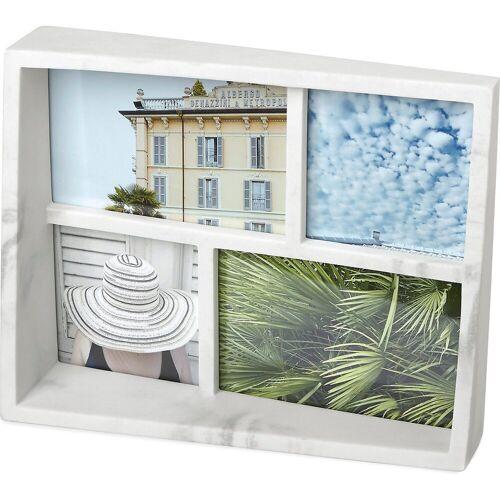 "Umbra Bilderrahmen »Bilderrahmen ""Edge"" Collage für 4 Fotos«"