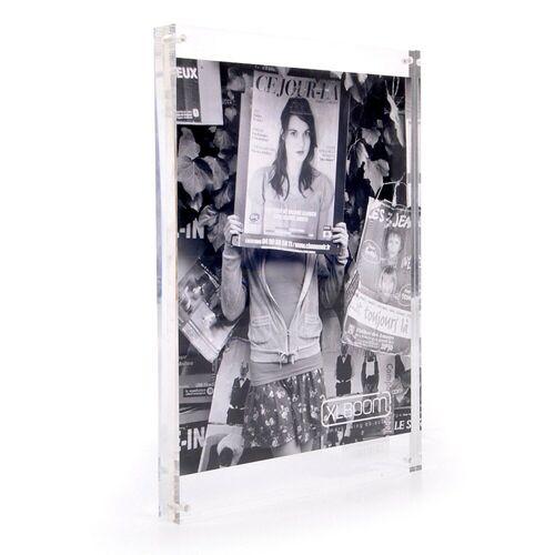 XLBoom Bilderrahmen »Bilderrahmen Acryl 30x21 cm«