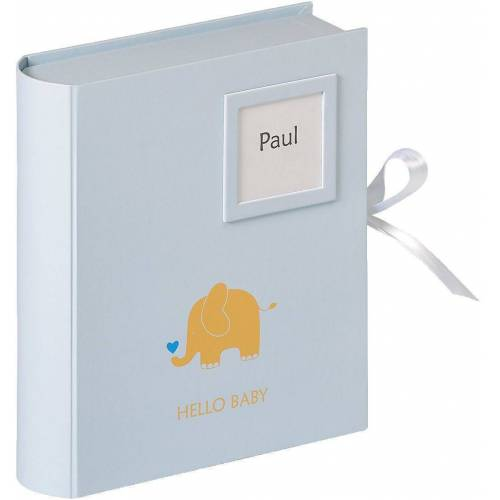 Walther Lernspielzeug »Babybox Baby Animal, blau«