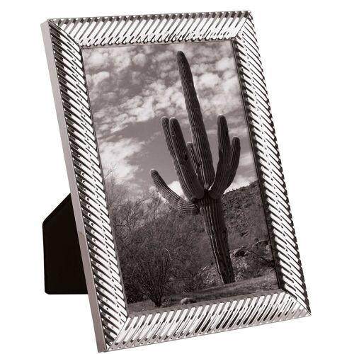 BUTLERS Bilderrahmen »MEMORIES Metall Bilderrahmen glänzend 13x18 cm«