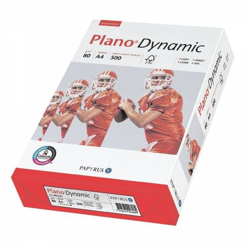 Plano Druckerpapier »Dynamic«, Format DIN A4, 80 g/m²