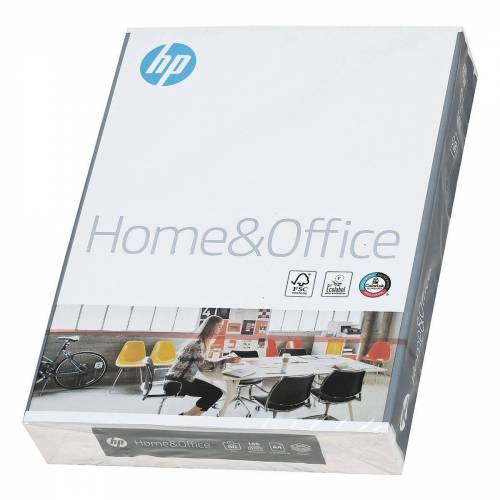 HP Multifunktionales Druckerpapier »Home & Office«, weiß