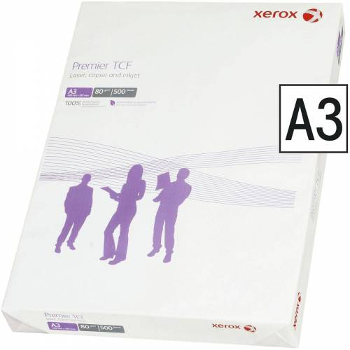 Xerox Multifunktionales Druckerpapier »Premier TCF«, weiß