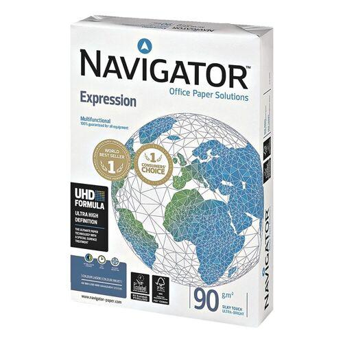 NAVIGATOR Multifunktionales Druckerpapier »Expression«, weiß