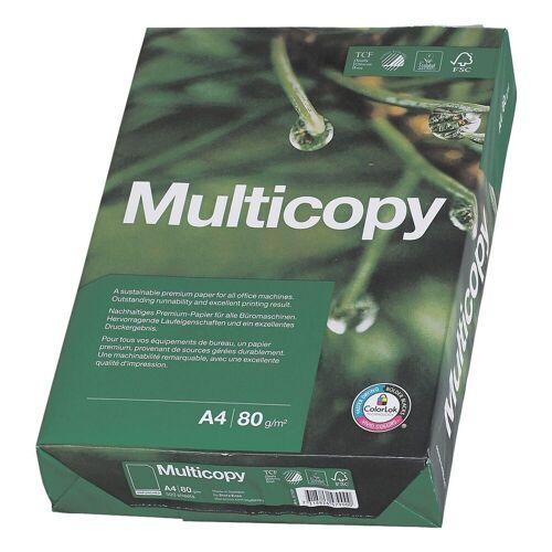 MULTICOPY Druckerpapier »«, Format DIN A4, 80 g/m²