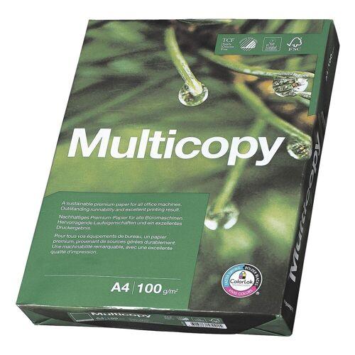 MULTICOPY Druckerpapier »«, Format DIN A4, 100 g/m²