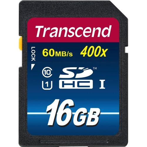 Transcend »SDXC/SDHC Class 10 UHS-I« Speicherkarte