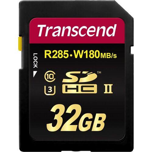 Transcend »SDXC/SDHC 700S« Speicherkarte (Lesegeschwindigkeit 285 MB/s)