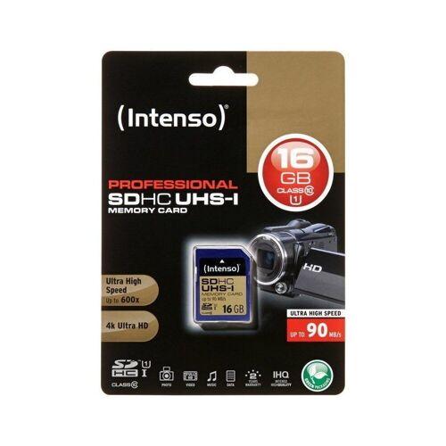 Intenso »SD Card Speicherkarte 16 GB« Speicherkarte
