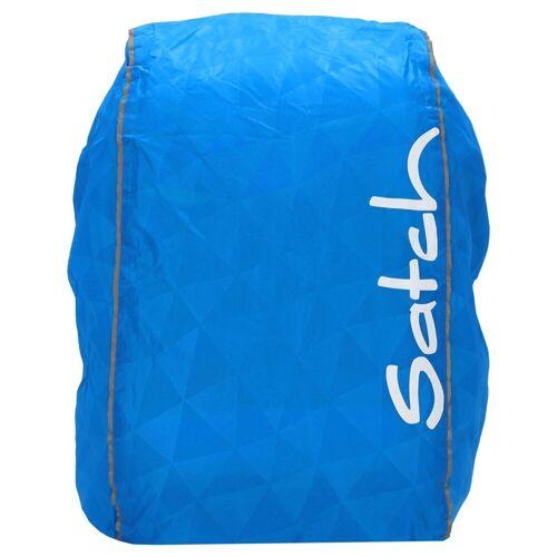 Satch Rucksack-Regenschutz »Zubehör Regenschutz«, blue