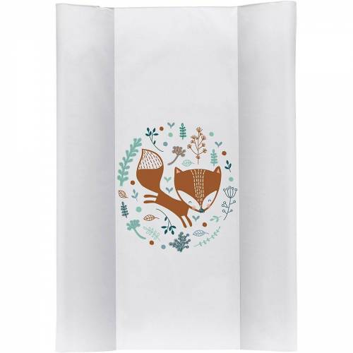 Playgro Wickelauflage »Keil-Wickelauflage Tiny Fox, 50 x 70 cm«