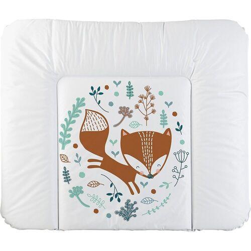 Rotho Babydesign Wickelauflage »Wickelauflage Tiny Fox, 72 x 85 cm«