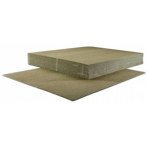 MODERNA Trittschalldämmplatte »Isofloor«, 4 mm, 79 x 59 cm, Holzfaserplatte