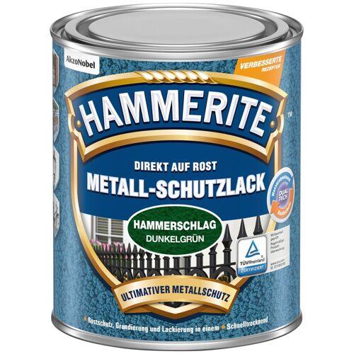 Hammerite Hammerite Metallschutzlack »Hammerschlag«, 0,25 Liter, grün
