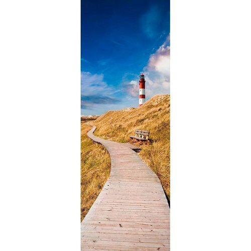 living walls Fototapete »Leuchtturm Sylt«, glatt, (1 St), FSC®
