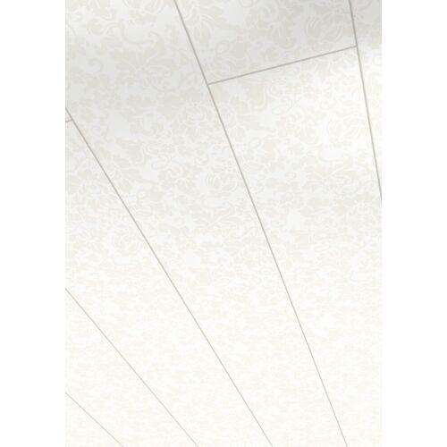 PARADOR Verkleidungspaneel »Style«, Floral weiß, 6 Paneele, 1,398 m², weiß