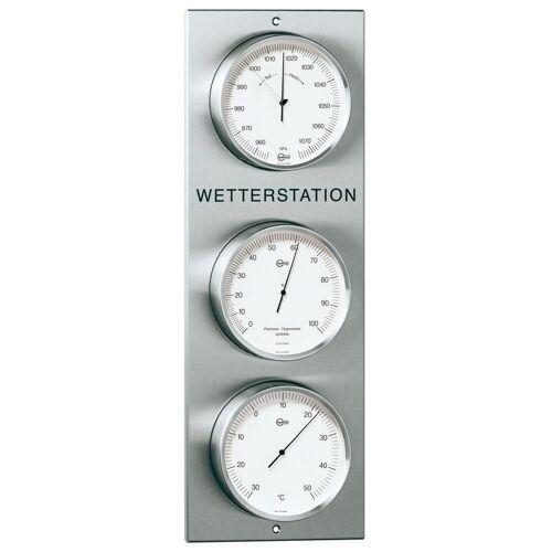Barigo »Wetterstation Außen- Baro- Hygro- und Thermometer« Innenwetterstation