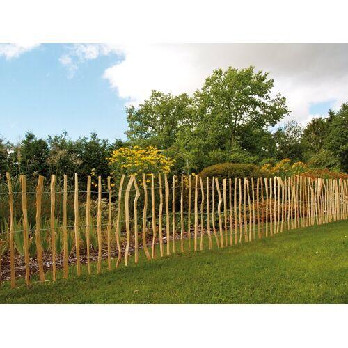 Kiehn-Holz Staketenzaun LxH: 500x90 cm