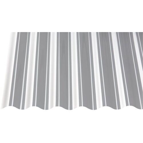 GUTTA Wellplatte »GLISS«, PVC klar, BxL: 90x300 cm