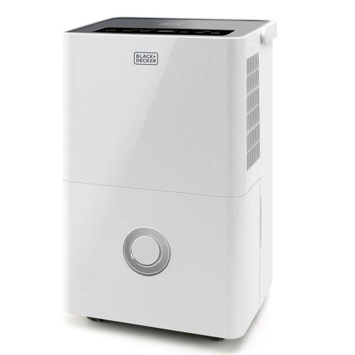Black & Decker Kombigerät Luftbefeuchter und -reiniger BXDH20E, 4 l Wassertank, 2 IN 1: Luftentfeuchter und Luftreiniger