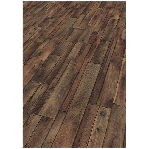 EGGER Laminat »HOME Used Wood«, Packung, ohne Fuge, 1,985 m²/Pkt., Stärke:8 mm