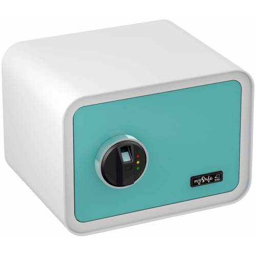 BASI Tresor »mySafe 350«, mit Fingerabdruck Scan