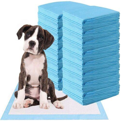 COSTWAY Hundematte »Trainingunterlage Hunde Welpenunterlage Puppy Hygieneunterlagen Einwegpad PIPI-Pad«