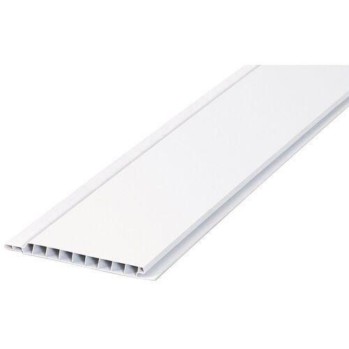 Vox Baukulit VOX Verkleidungspaneel »2,7 m²«, (Set, 10-tlg), weiß