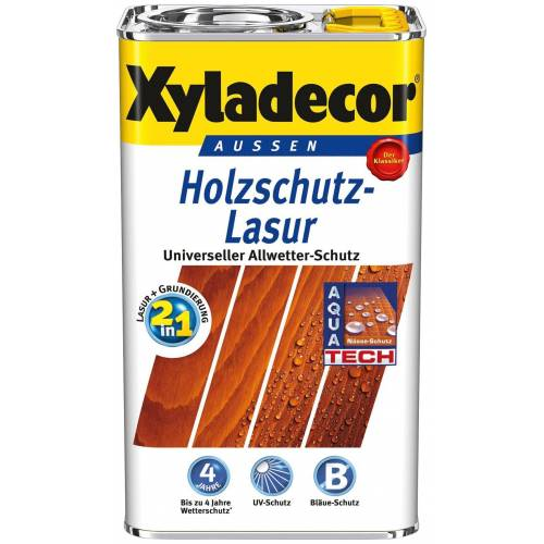 Xyladecor  Xyladecor XYLADECOR Holzschutzlasur »2in1«, 2 in 1, eiche