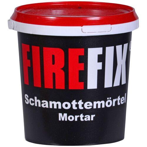 Firefix Schamottemörtel 1 kg, grau