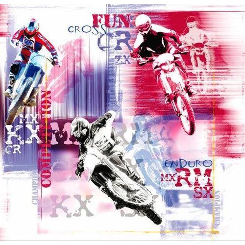 Rasch Fototapete »Motocross«, mehrfarbig, FSC®