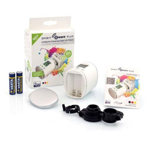EUROtronic Smart Home Zubehör »Heizungsthermostat Spirit - Z-Wave Plus«, Weiß
