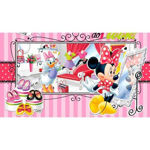 Idealdecor Fototapete »Disney Minnie Mouse«, bunt