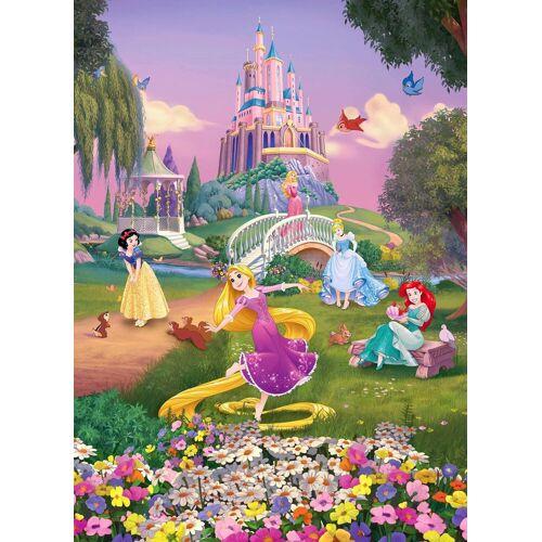 Komar Fototapete »Princess Sunset«, Comic