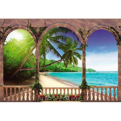 Fototapete »Palmen im Paradies«