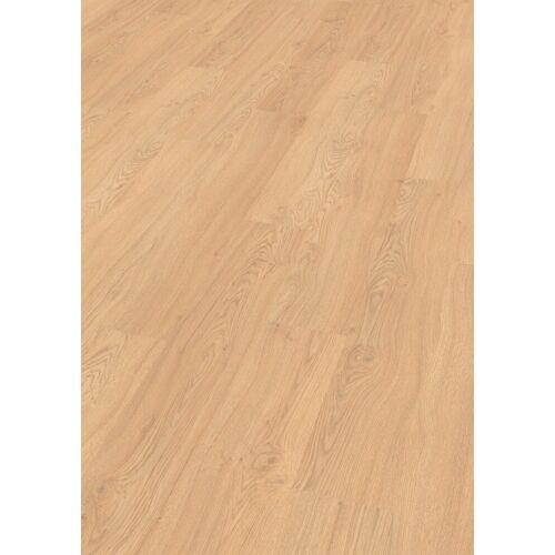 EGGER Laminat »HOME Matera Eiche hell«, Packung, ohne Fuge, 1,985 m²/Pkt., Stärke:8 mm