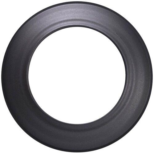 Firefix Rosette für 120 mm Rauchrohranschlüsse, schwarz
