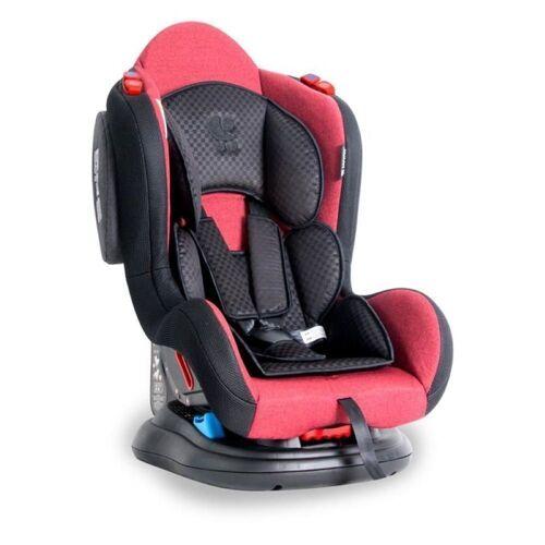 Lorelli Autokindersitz »Kindersitz Jupiter +SPS, Gruppe 0+/1/2«, 7.2 kg, (0-25 kg) Reboarder, verstellbar, rot