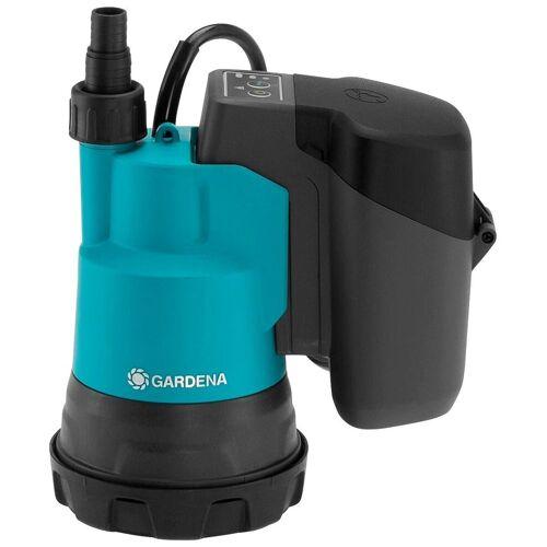 GARDENA Klarwasserpumpe »2000/2 18V P4A«, ohne Akku und Ladegerät