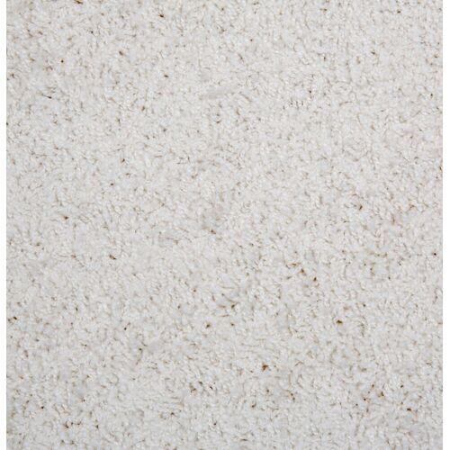 Andiamo Teppichboden »Lina«, Hochflorteppichboden, weiß