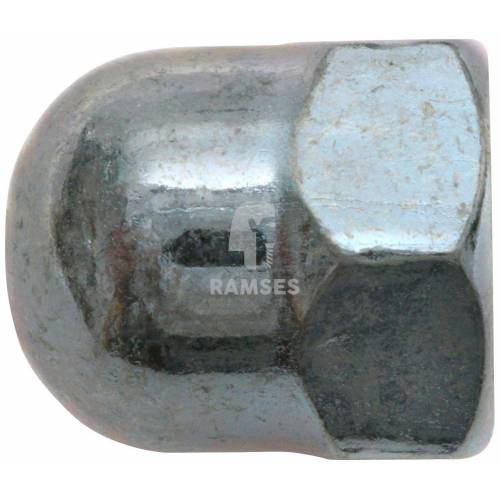 RAMSES Hutmutter, (100-St), DIN 1587 M4