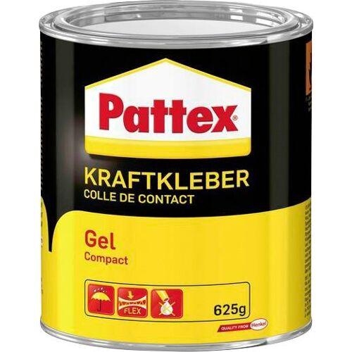 Pattex Kleber »Kraftkleber Gel Compact«, für Biegeleisten, 625 g, transparent