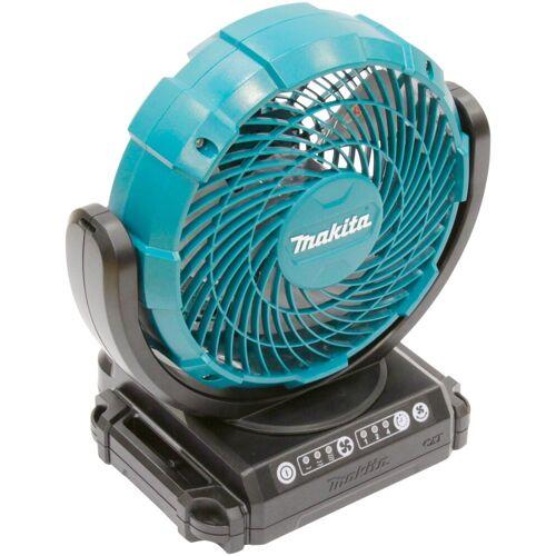Makita Ventilator »CF101DZ«, 12 V, ohne Akku und Ladegerät, blau