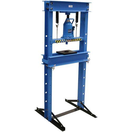 Güde GÜDE Werkstattpresse »WP 20 T«, 20 Tonnen Pressdruck, blau