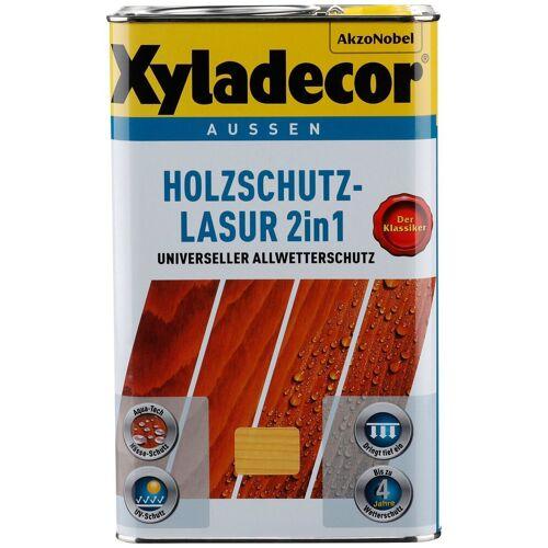 Xyladecor Xyladecor XYLADECOR Holzschutzlasur »2in1«, 2 in 1, ebenholz